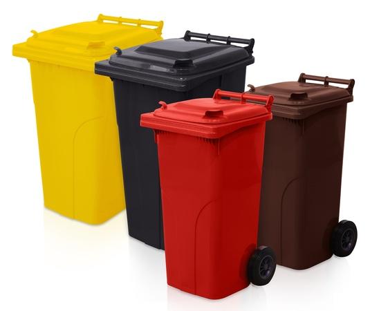 پخش انواع سطل زباله پلاستیکی