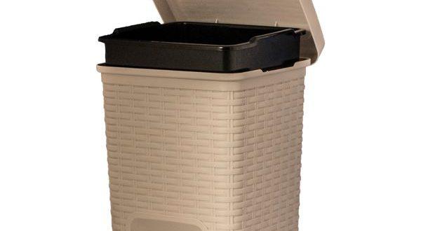 بهترین سطل زباله پلاستیکی پدالی