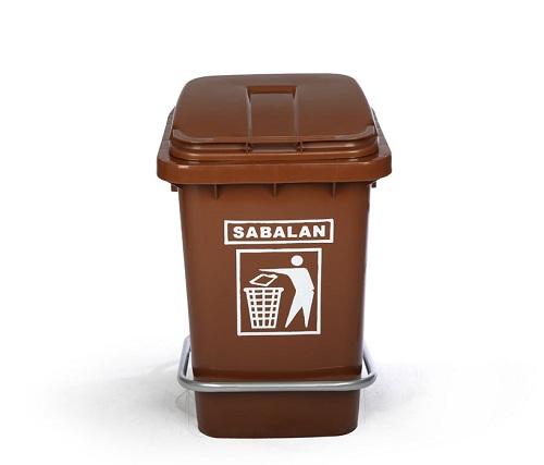 فروش سطل زباله پلاستیکی اداری