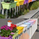 فروش گلدان پلاستیکی شهری