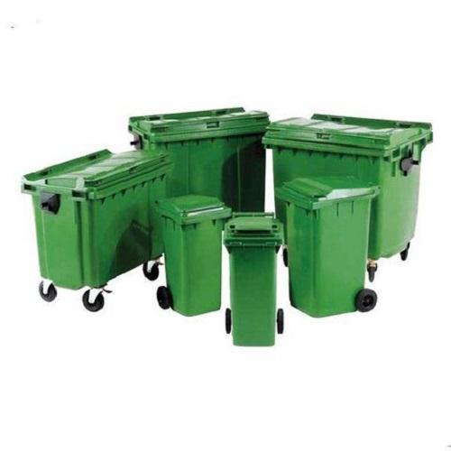 سطل زباله پلاستیکی استاندارد
