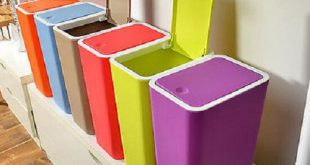 سطل زباله پلاستیکی پرفروش