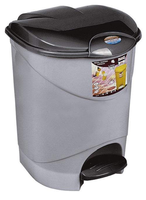 سطل زباله پلاستیکی ناصر
